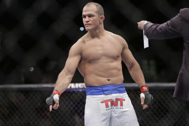 UFC: With Cain Velasquez as Champion, Where Does Junior Dos Santos Go Now?