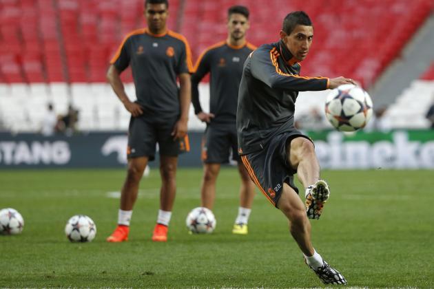 Manchester United Transfer News: World-Class Stars Eyed in Louis Van Gaal Raid