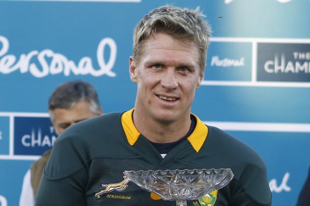 De Villiers Praises Role of the Bench