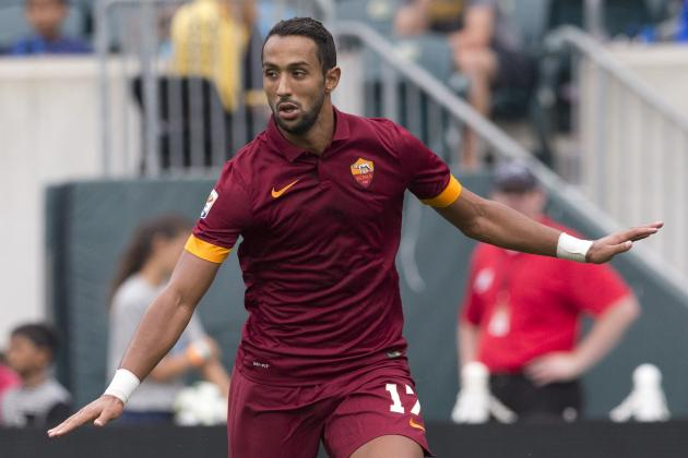Chelsea Transfer News: Latest on Mehdi Benatia and Jose Mourinho's Next Raid