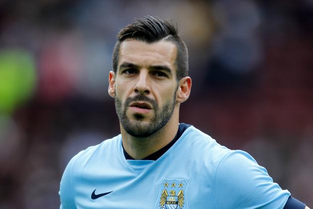 Man City's Negredo Wants Milan