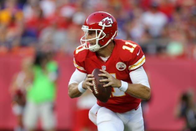 Smith's Picks Most Alarming Part of KC Loss