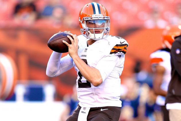 Breaking Down Johnny Manziel's Game, Potential After Preseason Week 3