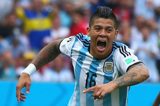 United's New Signing Rojo 'Could Face Prison over Bottle Attack'