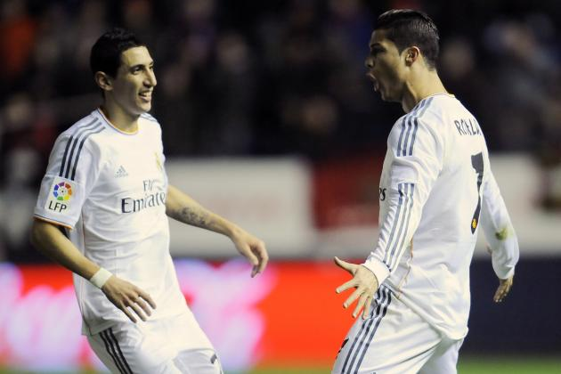 Cristiano Ronaldo Will Flourish Further Should Angel Di Maria Leave Real Madrid