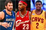Fresh NBA Power Rankings Post-Love Trade