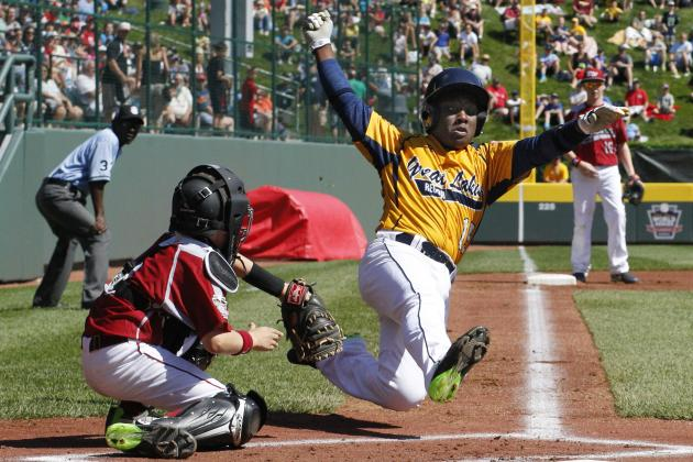 Little League World Series 2014: LLWS Live Stream Schedule and Picks for Day 10