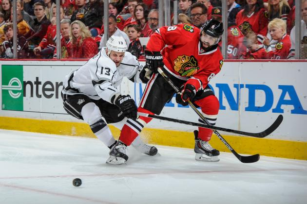 Why 2014-15 Is a Make-or-Break Season for Chicago Blackhawks' Nick Leddy