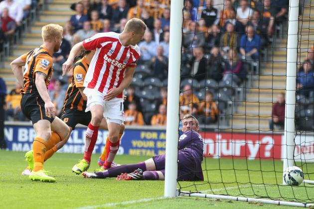Ryan Shawcross Scores Controversial Late Goal to Deny 10-Man Tigers Victory