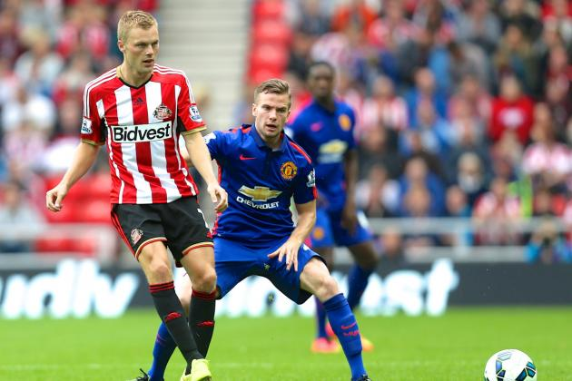 Sunderland v Manchester United: Live Score, Highlights from Premier League Game
