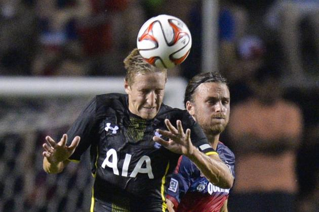 Hull, Tottenham Agree Michael Dawson Transfer