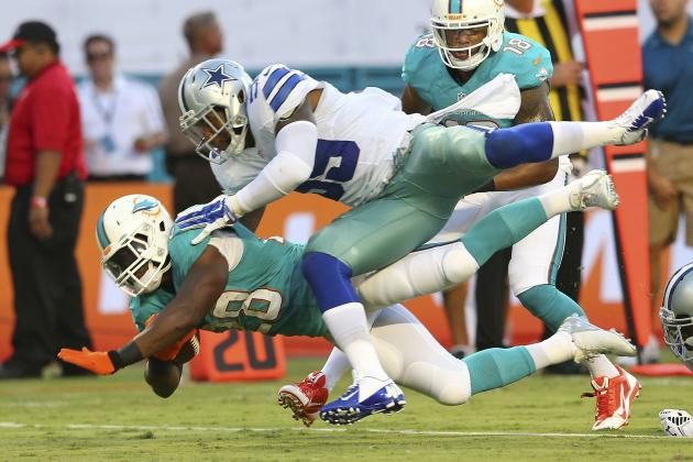 Should Dolphins Start Knowshon Moreno?