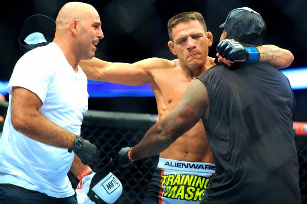 Rafael Dos Anjos Makes a Mess of the UFC's Lightweight Title Picture
