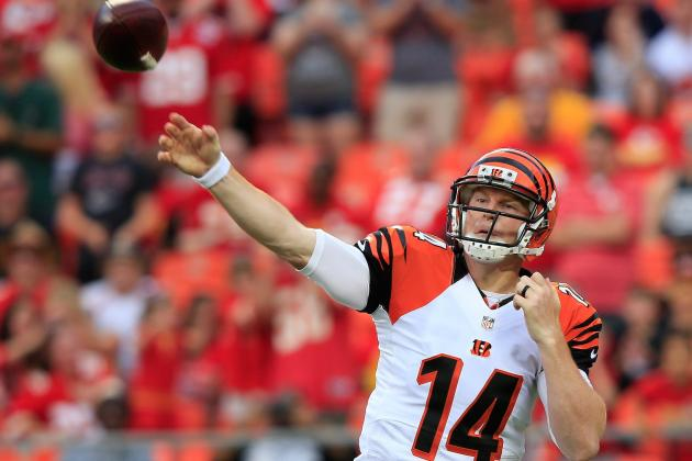 Andy Dalton Will Prove to Be Enormous Steal in 2014 Fantasy Football Drafts