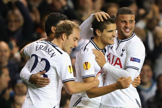 Mauricio Pochettino: 'Lamela, Adebayor, Chadli and Eriksen Are Free'