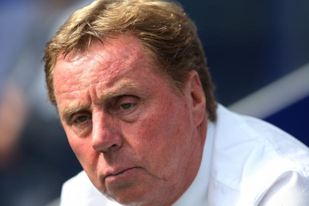 Redknapp: 'We Looked Like a Team of Strangers'