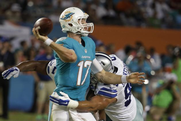This Performance Shows Miami Dolphins Not Quite Ready for Big Stage