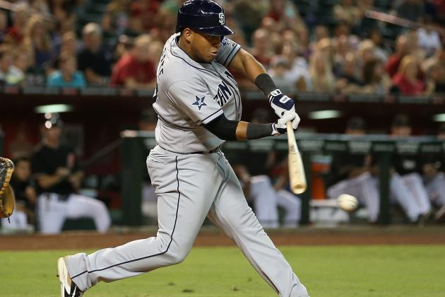 Solarte Makes Early Case for Future