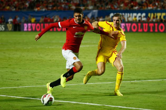 Chris Smalling Injury: Updates on Manchester United Defender's Groin and Return
