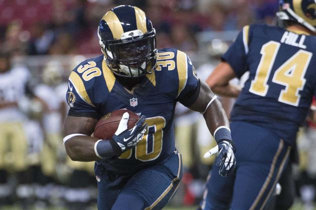 Zac Stacy's Updated Fantasy Outlook Following Sam Bradford's ACL Injury