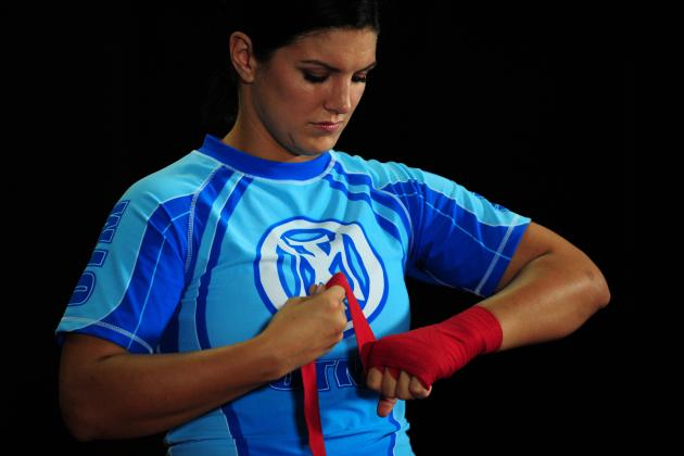 Dana White: 'I Think We're Close' to Signing Gina Carano