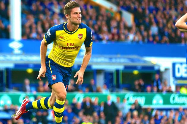 Olivier Giroud Injury: Updates on Arsenal Star's Ankle and Return
