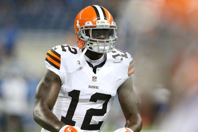 Browns 'Fairly Certain' Gordon Will Be Lost for Part of Season