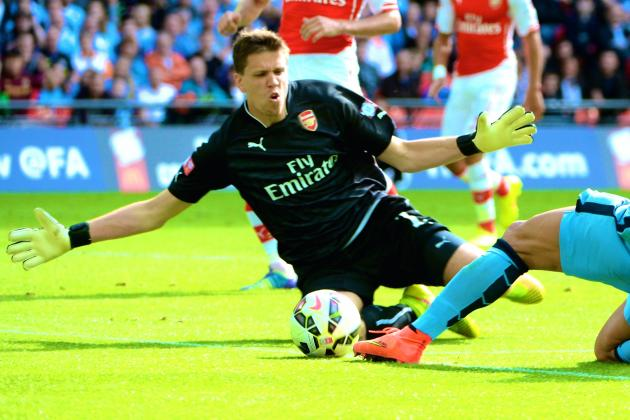 Do Arsenal Have a Goalkeeper Problem to Solve?