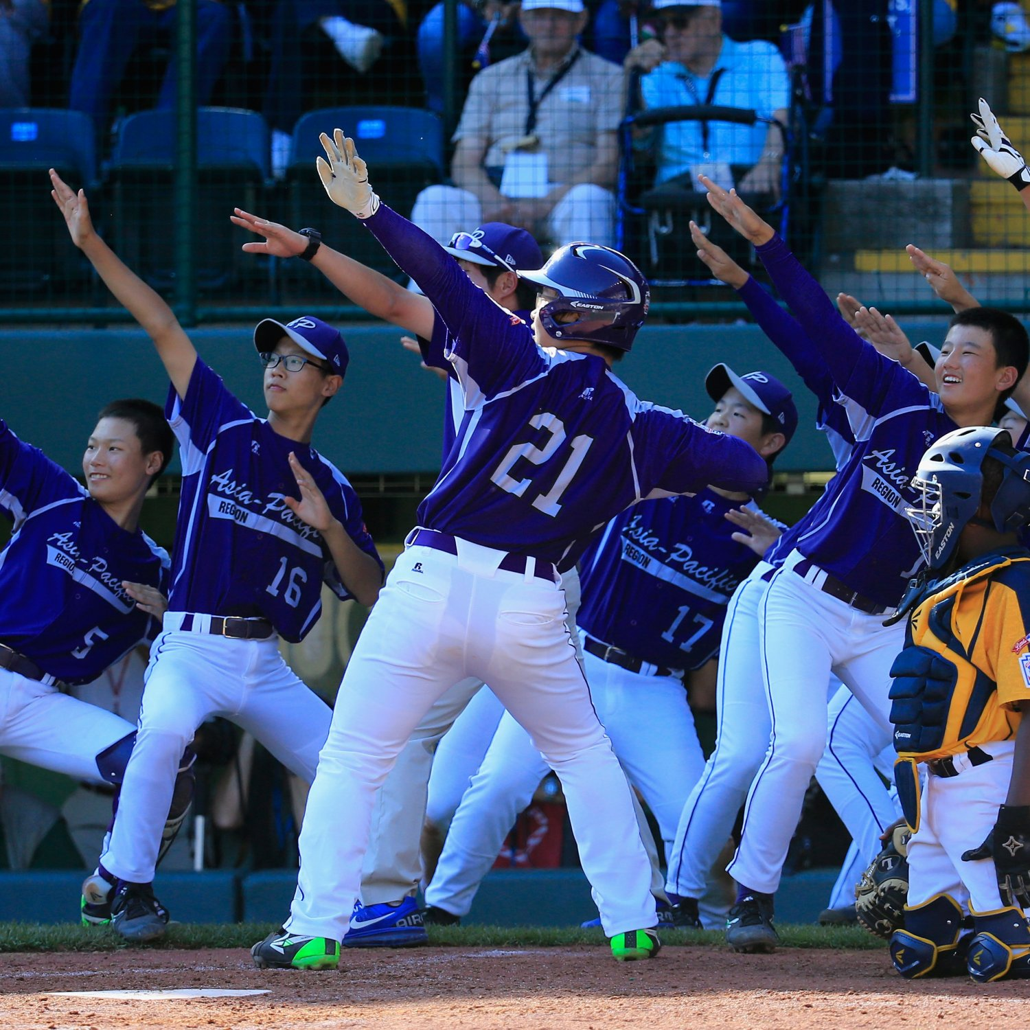 Little League World Series 2014: Twitter Reacts to LLWS Championship Related