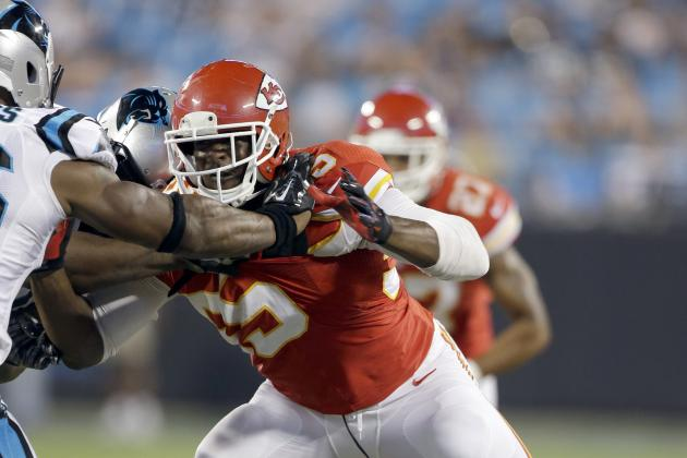 Family Powers Chiefs' Dee Ford, Who Doubles as a Dynamite Pass Rusher