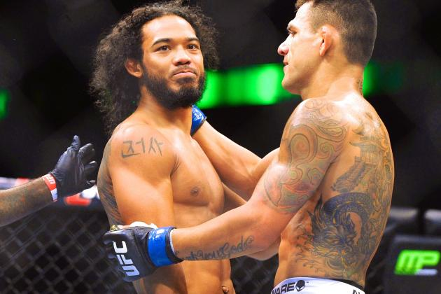 UFC Fight Night 49 Results: 3 Fights for Benson Henderson to Take Next