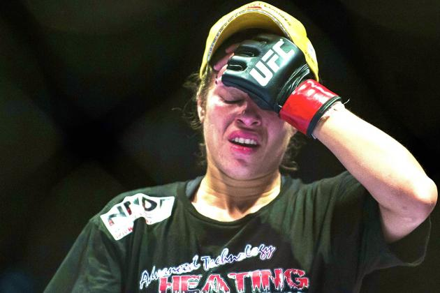 UFC Bantamweight Elizabeth Phillips Goes off Following Loss: 'I Hate the UFC'