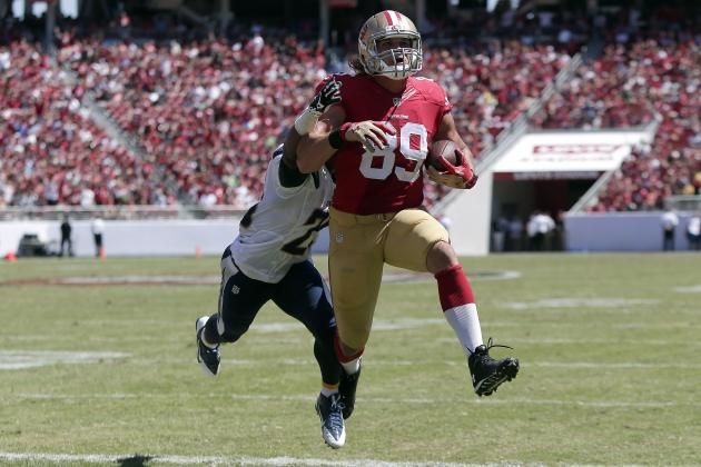 San Diego Chargers vs. San Francisco 49ers: Live Score and Analysis