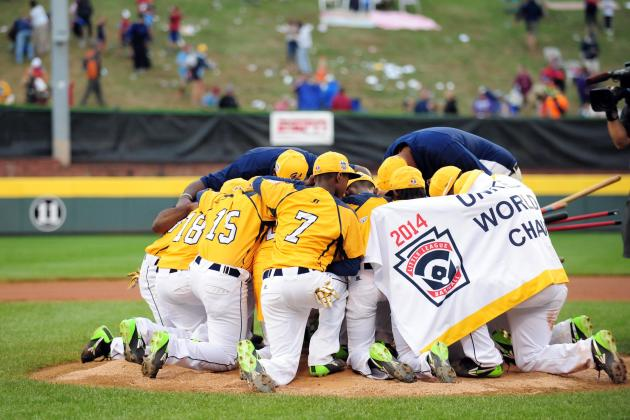 Little League World Series 2014: Loss in Final Doesn't Discount Chicago's Run