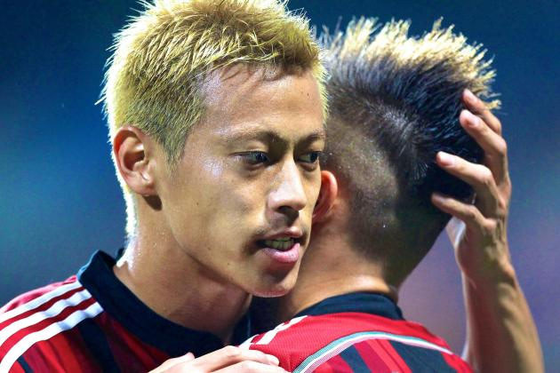Stephan El Shaarawy, Keisuke Honda Prove There Is AC Milan Life After Balotelli