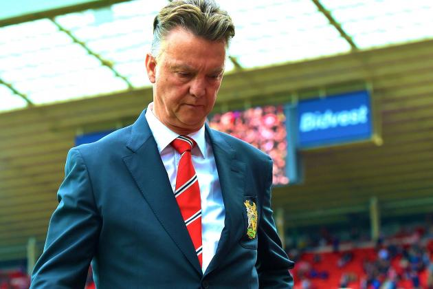 Louis van Gaal Sees Size of the Task He Faces at Man United with Sunderland Draw
