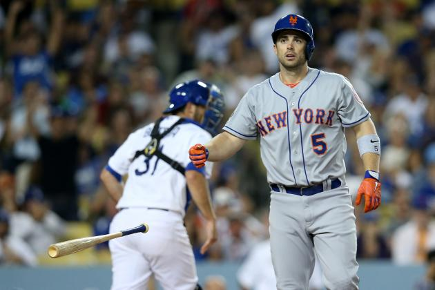 David Wright Exits Game Early with Neck Spasms
