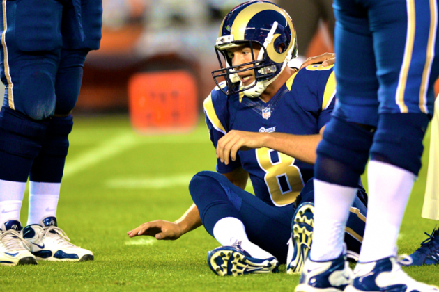 What's Next for Sam Bradford Following Second Season-Ending ACL Injury?