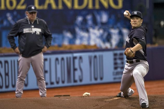 Masahiro Tanaka's Elbow Presents Unique Risk Regardless of 2014 or 2015 Return
