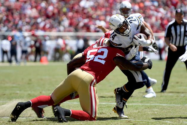 Ryan Mathews' Instant Fantasy Reaction After Preseason Game vs. 49ers