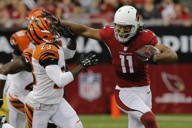 Larry Fitzgerald's Instant Fantasy Reaction After Preseason Game vs. Bengals