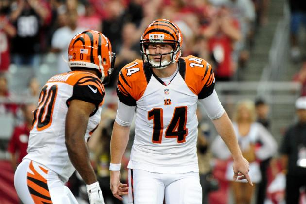 Bengals vs. Cardinals: Score and Twitter Reaction from 2014 NFL Preseason