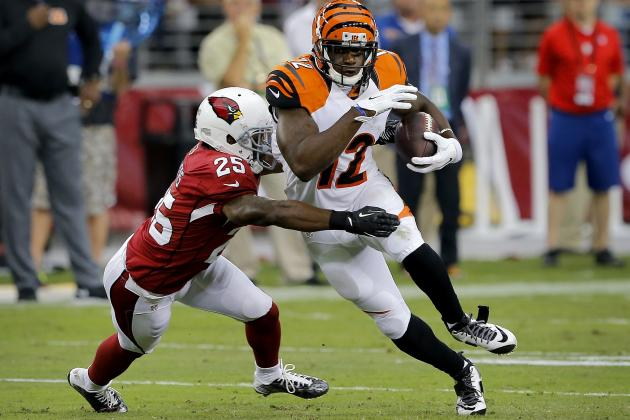 Mohamed Sanu's Instant Fantasy Reaction After Preseason Game vs. Cardinals