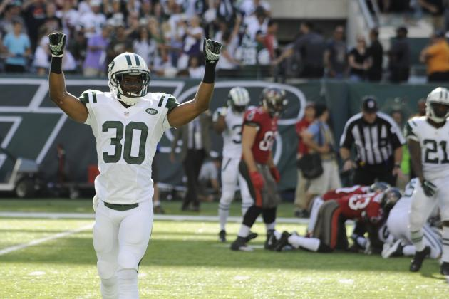 Why Darrin Walls Is the New York Jets' Biggest X-Factor in 2014
