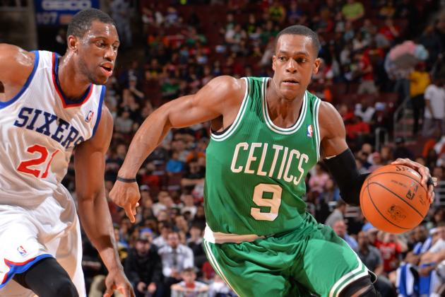 Report: Celtics Not Making Rondo Trade a Priority