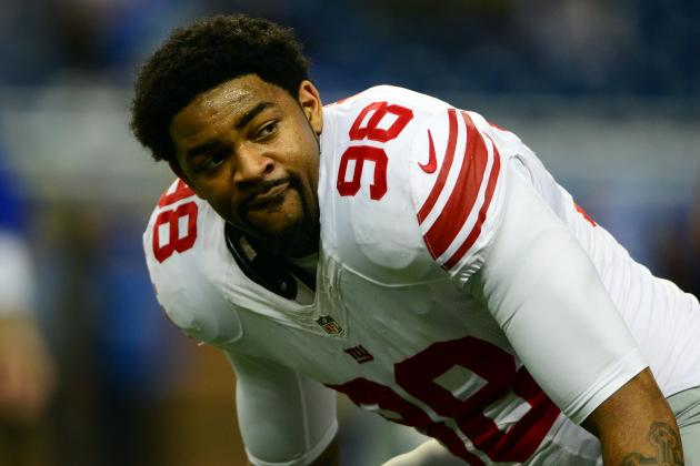 Why Damontre Moore Is the New York Giants' Biggest X-Factor in 2014