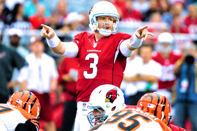 Carson Palmer Only Thing Stopping Arizona Cardinals from Challenging in NFC West