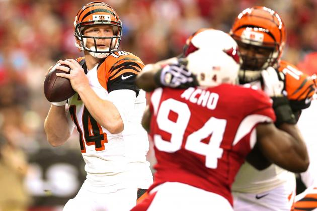 Losing Jay Gruden Addition by Subtraction for Confident Bengals Offense