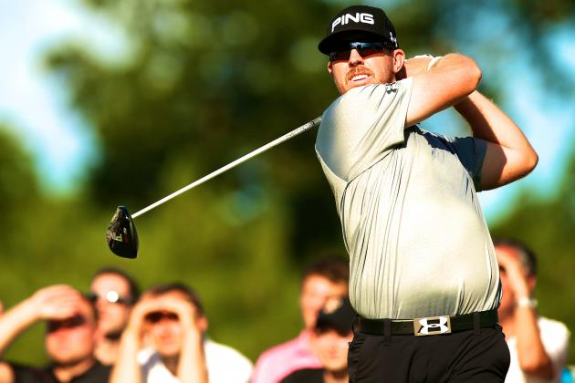 Hunter Mahan's 2014 Ryder Cup Hopes Get Big Boost with Barclays Win