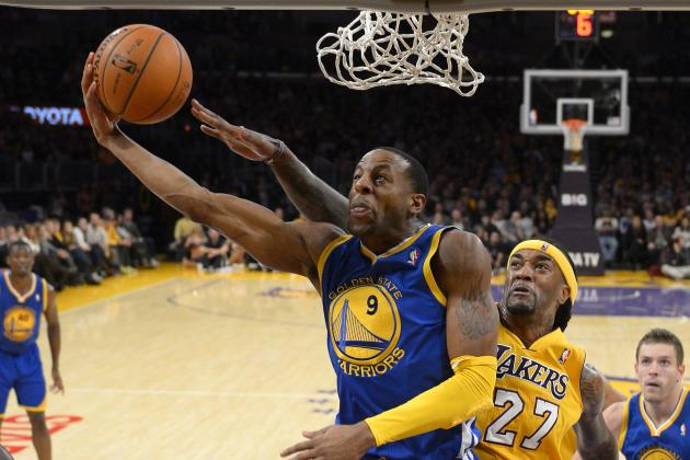 How Golden State Warriors Can Properly Deploy Andre Iguodala Next Season